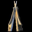 Rail Crossing Icon