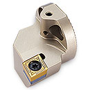 Photo of ISO Positive 80° Rhombic T-Absorber Heads